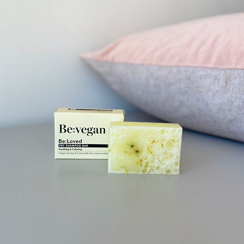 Beloved Shampoo Bar: Be Vegan