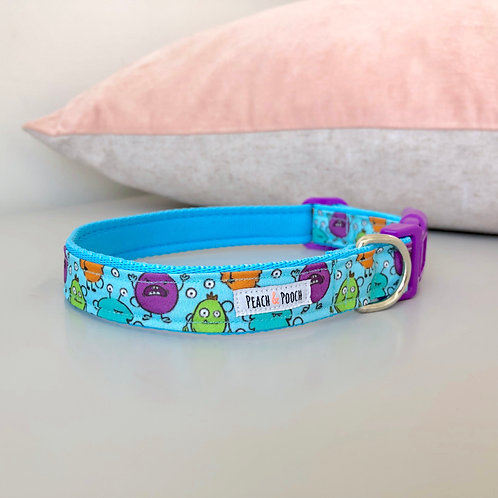 Monster Mash Dog Collar
