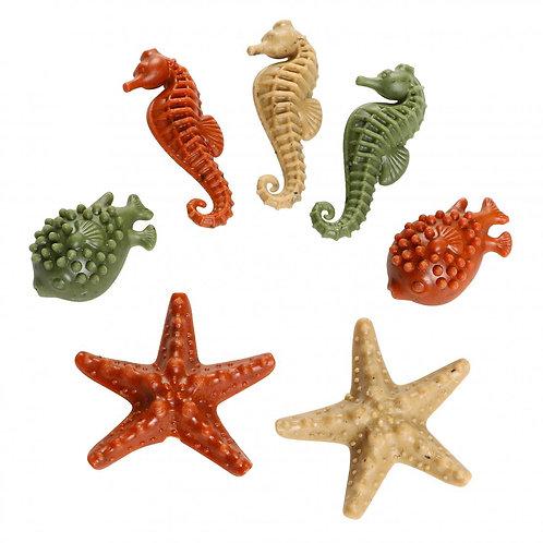 Vegetable Sea Creature Chews