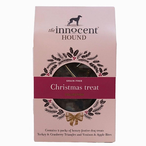 The Innocent Hound Christmas Treat Collection