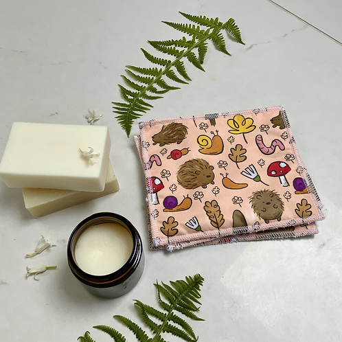 Feeling Hedgy Reusable Wipes