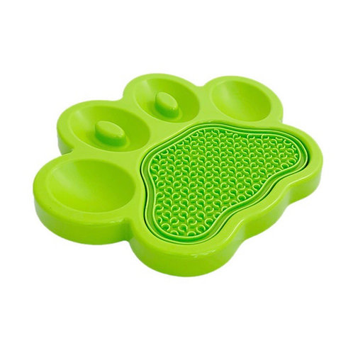 Paw Slow Feeder and Lick Pad