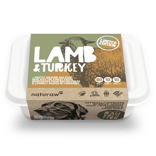 Naturaw Lamb & Turkey (limited edition)