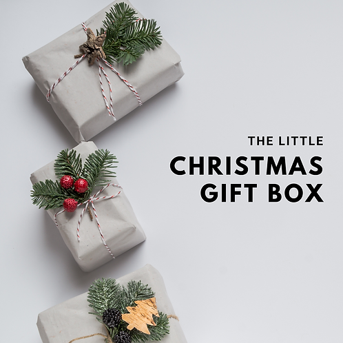 The Little Christmas Gift Box