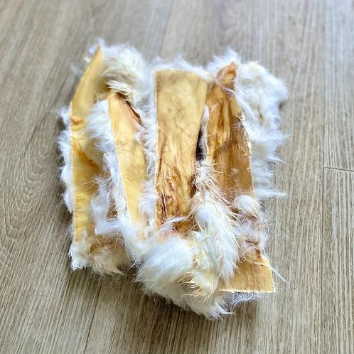 Rabbit Skin Pieces
