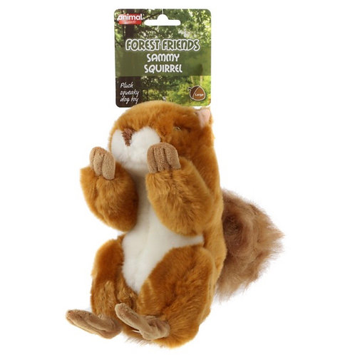 Animal Instincts Forest Friends Sammy Squirrel