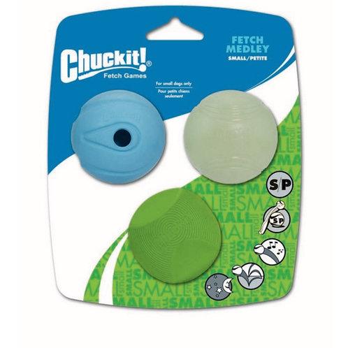 Chuckit Fetch Medley
