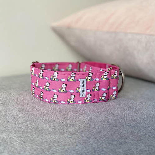 Scoot Scoot Panda Martingale Collar