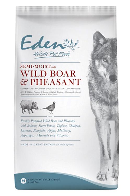 Eden Dog Semi Moist Wild Boar & Pheasant