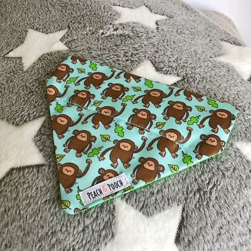 Monkey Business Pet Bandana