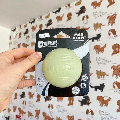 Chuckit Max Glow Ball