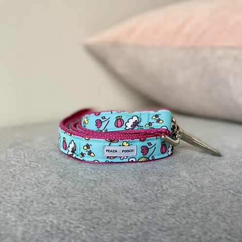 Fresh and Floral Dog Lead