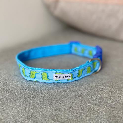 Dino Dance Dog Collar