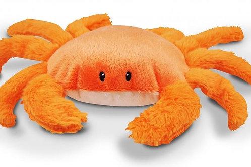 King Crab Plush Dog Toy