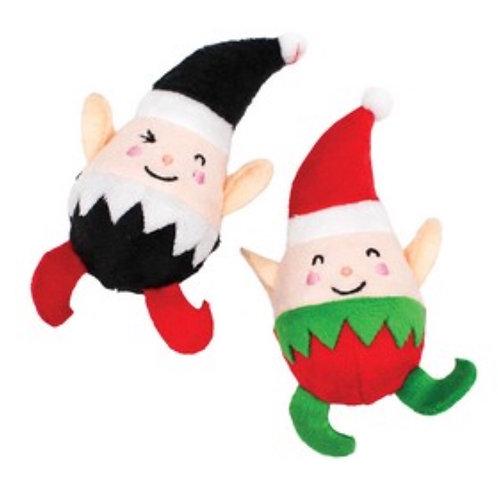 Naughty & Nice Elf Cat Toy