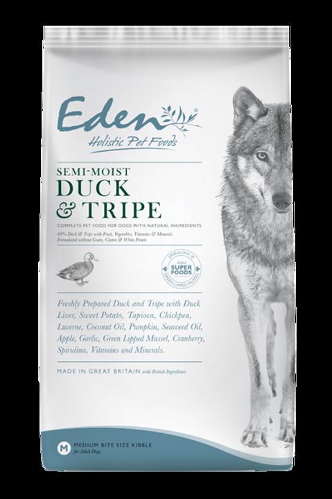 EDEN SEMI-MOIST DUCK & TRIPE