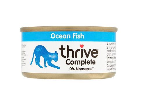 Thrive Cat Complete Adult Ocean Fish 75g