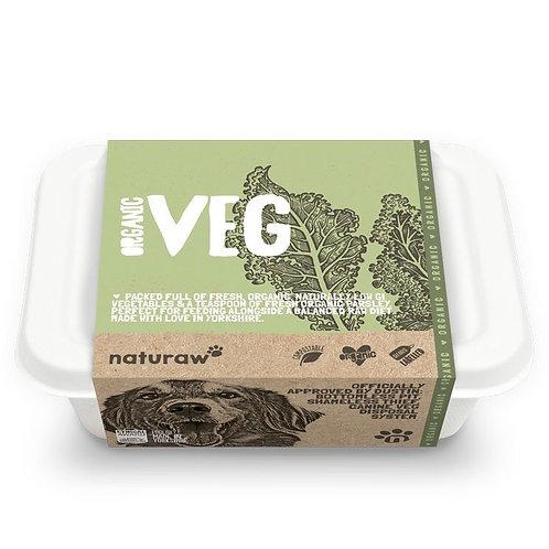 Naturaw Organic Veg 500g