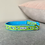 Thumbnail: What's Up Duck Dog Collar (blue)