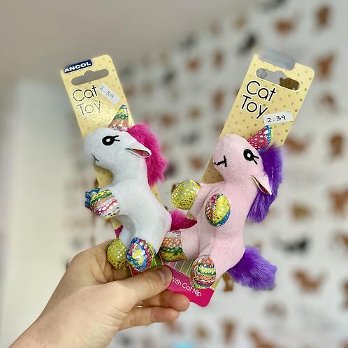 Unicorn Batter Cat Toy