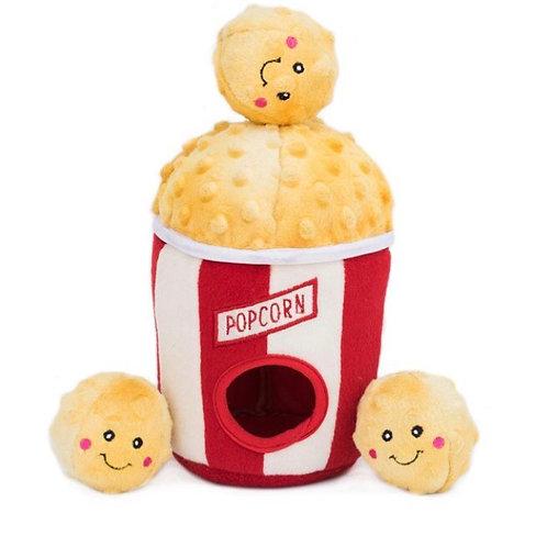Zippypaws Popcorn Bucket Burrow
