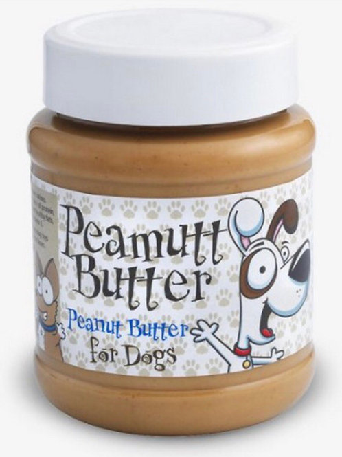 Peamutt Butter for Dogs