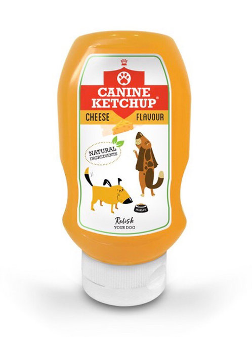 Canine Ketchup Cheese Flavour