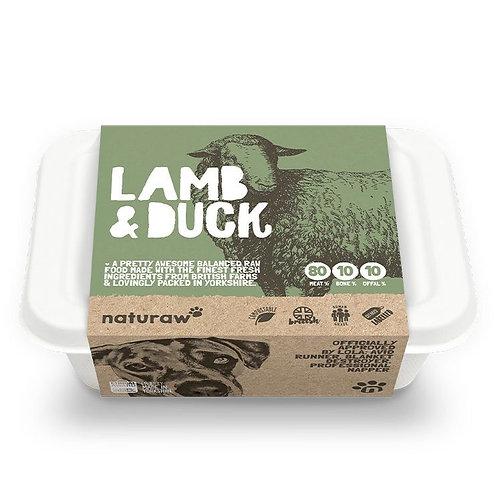 Naturaw Lamb & Duck 500g