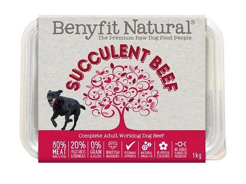 Benyfit Natural Working Dog Beef 1kg