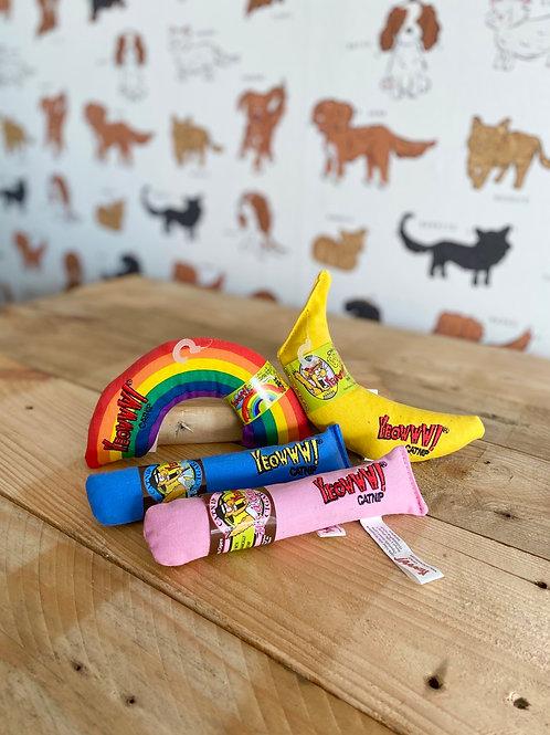 Yeowww Catnip Toys