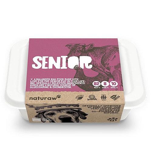 Naturaw Senior Beef, Lamb & Organic Chicken 500g