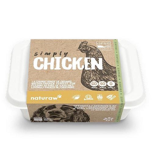 Naturaw Simply Chicken 500g