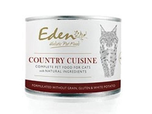 Eden Wet Cat Food Country Cuisine