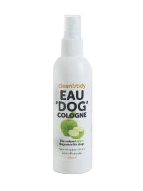 Clean and Tidy Eau Dog Cologne Apple 125ml