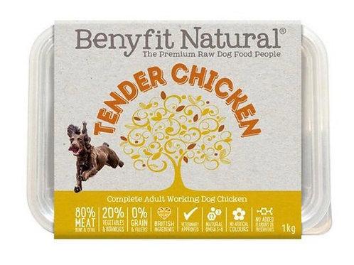 Benyfit Natural Working Dog Chicken 1kg