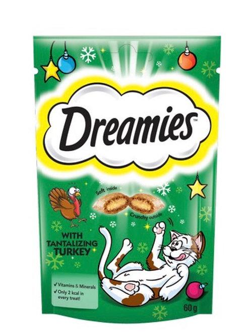 Dreamies Turkey 60g