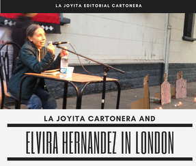 Elvira Hernandez Poetry symposium