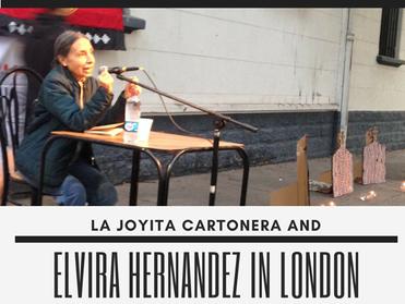 Elvira Hernandez Poetry symposium