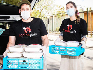 CocinaPais Charity in Chile