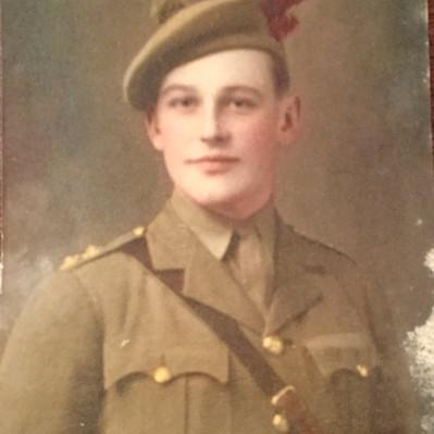'In Memory of Lieutenant Ian Lester MacDonald of the Black Watch, 1923-1945'
