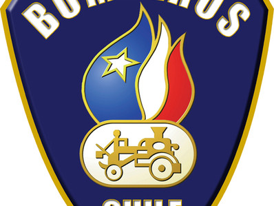 ACS Donates to 'Bomberos de Chile'