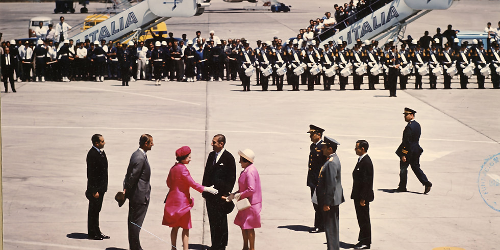 50th anniversary of the visit of Queen Elizabeth II to Chile (1968-2018) – Exhibition