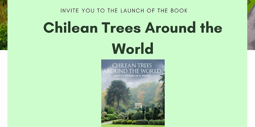 Chilean trees around the world
