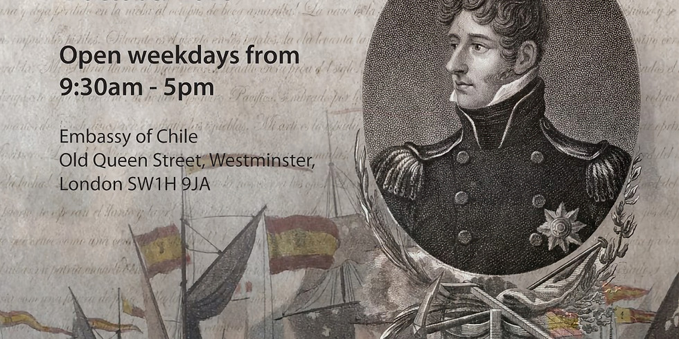 Exhibition: 'Lord of the Sea: the life and legacy of Thomas Cochrane'
