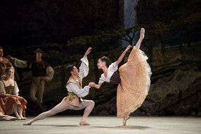 Chilean dancer Cesar Morales from Birmingham Royal Ballet has been nominated for the National Dance