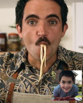 Matias 'Cocinero is Back'