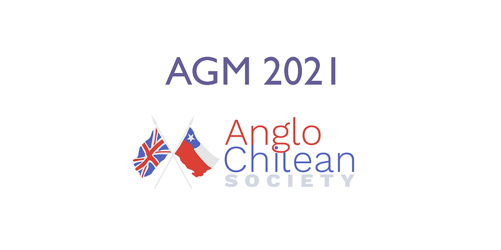 Anglo Chilean Society AGM 6PM