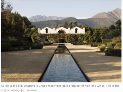 Great Wines, Great Values: Why You Should Revisit Chile's Best Wine Labels