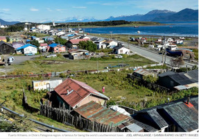 Coronavirus pandemic revives the culture and economy of the world's southernmost town