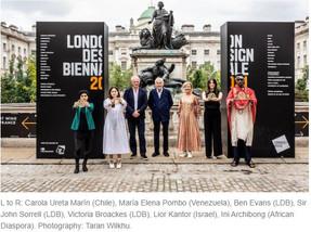 London Design Biennale 2021 Winners